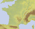 Geographical distribution of  HAM-