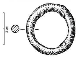 ANO-1001 -  *  Closed solid ring&#013 *  Massive ring closed circular section .