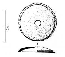 APM-4022 -  *  Circular applies Furniture&#013 *  Applies to circular domed and streamlined profile , with a hole in the center.