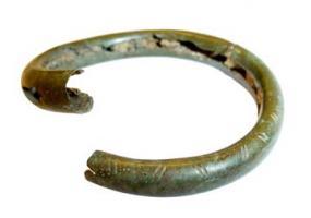 BRC-3004 - Bracelet tubulaire en tôle