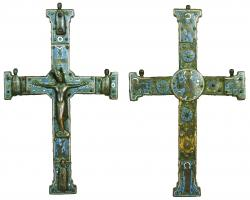 CRF-7004 -  *  enamelled cross